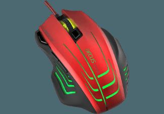Produktbild SPEEDLINK SL-680005-BKRD DECUS RESPEC Gaming Mouse  Gaming-Mouse  kabelgebunden