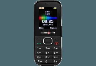Produktbild SWISSTONE SC 225  1.77 Zoll  Schwarz
