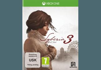 Produktbild Syberia 3 - Xbox One