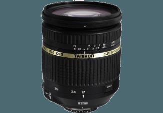 Produktbild TAMRON 17-50mm/2 8 DI II VC 17 mm-50 mm Objektiv f/2.8  System: Nikon AF  Bildstabilisator