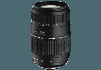 Produktbild TAMRON AF 70-300mm f/4-5.6 Di LD 70 mm-300 mm Objektiv f/4-5.6  System: Sony A-Mount