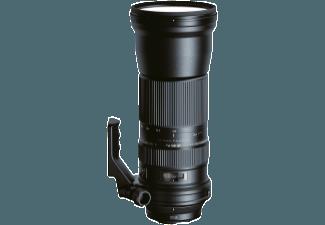 Produktbild TAMRON SP 150-600mm F/5-6.3 Di VC USD 150 mm-600 mm Objektiv f/5-6.3  System: Nikon
