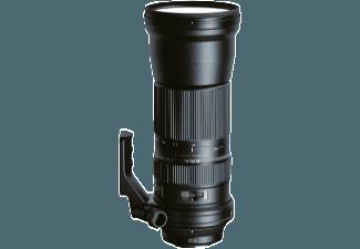 Produktbild TAMRON SP 150-600mm F/5-6.3 Di VC USD 150 mm-600 mm Objektiv f/5-6.3  System: Sony A-Mount