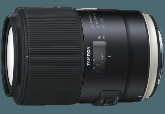 Produktbild TAMRON SP 90mm Objektiv f/2.8 VC  USD  System: Canon  Bildstabilisator