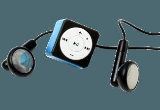 Produktbild TECHNAXX TX-52  MP3 Player    Akkulaufzeit: bis zu 7 Std.  Blau