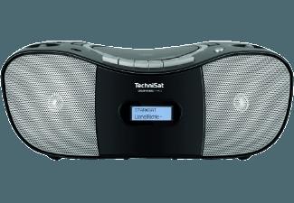 Produktbild TECHNISAT DIGITRADIO 1980  DAB+ Radio mit CD  Schwarz