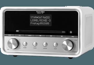 Produktbild TECHNISAT DigitRadio 580  DAB+ Radio  Weiß