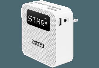 Produktbild TECHNISAT DigitRadio Flex  Radio  Weiß