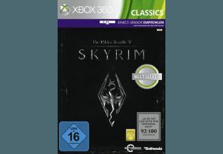 Produktbild The Elder Scrolls 5: Skyrim - Xbox 360