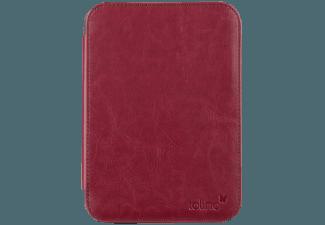 Produktbild TOLINO 35245  Thalia Shine 2 HD  Slim Tasche  Rot