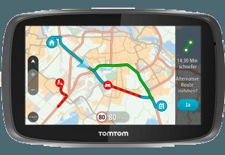 Produktbild TOMTOM GO 510  PKW Navigationsgerät  5 Zoll  152 Länder  Micro-SD Slot  inkl. Lifetime card