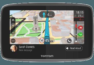Produktbild TOMTOM GO 5200  PKW Navigationsgerät  5 Zoll  Kartenmaterial Weltweit  152 Länder  Micro-SD Slot