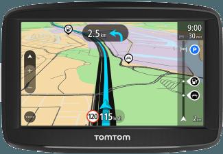 Produktbild TOMTOM Start 42 CE T  4.3 Zoll  Kartenmaterial Zentraleuropa  19 Länder  Micro-SD Slot  TMC  inkl.