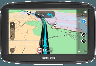Produktbild TOMTOM START 52  PKW Navigationsgerät  5 Zoll  Kartenmaterial Europa  48 Länder  Micro-SD Slot