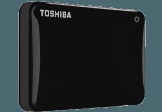 Produktbild TOSHIBA HDTC830EK3CA Canvio Connect II  Externe Festplatte  3 TB  2.5