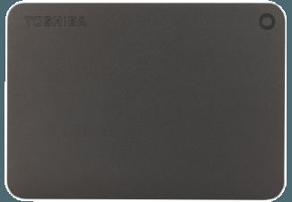 Produktbild TOSHIBA HDTW110EB3AA Canvio Premium  Externe Festplatte  1 TB  2.5