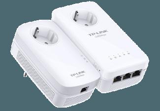 Produktbild TP-LINK AV1200 Gigabit  Powerline ac WLAN KIT mit Steckdose WPA8630P