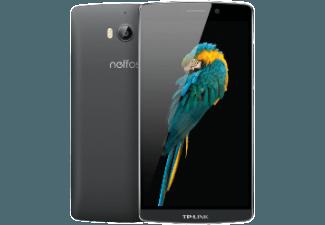 Produktbild TP-LINK Neffos C5 Max  Smartphone  16 GB  5.5 Zoll  Dunkelgrau
