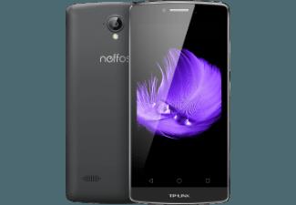 Produktbild TP-LINK Neffos C5L  8 GB  4.5 Zoll  Anthrazit  LTE