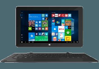 Produktbild TREKSTOR SURFTAB� TWIN/ Volks-Tablet, Convertible mit 11.6 Zoll, 64 GB Speicher, 4 GB RAM,