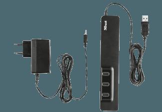Produktbild TRUST 20575  USB-Hub  Schwarz