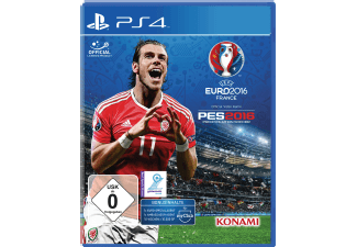 Produktbild UEFA Euro 2016 - PlayStation 4