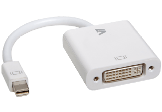 Produktbild VIDEO SEVEN CBL-MD1WHT  Mini DP auf DVI Adapter