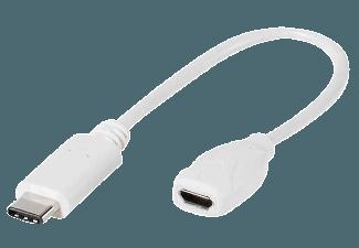 Produktbild VIVANCO 45285  USB Typ C Adapter