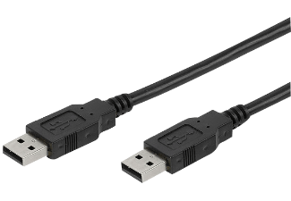 Produktbild VIVANCO 45296  USB-Kabel 1.8 m
