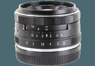 Produktbild VOKING VK35-1.7-C 35 mm-35 mm f/1.7  Festbrennweite  System: Canon