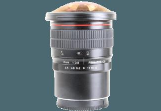 Produktbild VOKING VK8MM-3.5 N 8 mm-8 mm Objektiv f/3.5  System: Nikon
