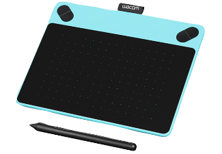 Produktbild WACOM CTL-490DB-S Intuos Draw S, Grafiktablet