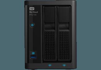 Produktbild WD My Cloud PR2100 EMEA  NAS Festplatte  0 TB  3.5