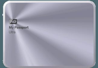 Produktbild WD My Passport� Ultra Metal Edition  Externe Festplatte  4 TB  2.5