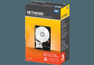 Produktbild WD WDBMMA0030HNC-ERSN 3TB 5400 64MB 6GB/S EMEA // Red�  Interne Festplatte  3 TB  3.5
