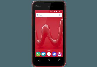 Produktbild WIKO Sunny  Smartphone  8 GB  4 Zoll  Rot