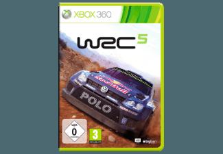 Produktbild WRC 5 - Xbox 360