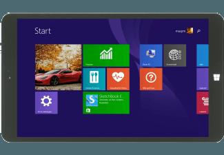 Produktbild XORO Pad 9W4, Tablet PC mit 8.9 Zoll, 32 GB Speicher, 2 GB RAM, Microsoft Windows 8.1,
