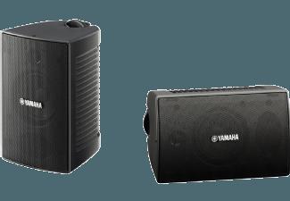 Produktbild YAMAHA NS-AW194 WY 1 Paar  Regallautsprecher  80 Watt