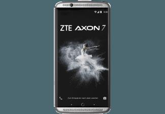 Produktbild ZTE Axon 7  Smartphone  64 GB  5.5 Zoll  Grau  LTE