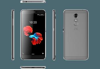 Produktbild ZTE BLADE A910  Smartphone  16 GB  5.5 Zoll  Grau  LTE