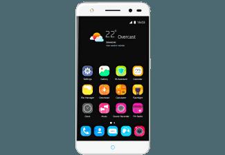 Produktbild ZTE Blade V7 Lite  Smartphone  16 GB  5 Zoll  Silber